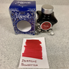 Diamine Standard Ink Bottle - Poinsettia-Pen Boutique Ltd