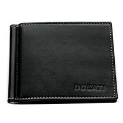 Ducati Wallet with Money Clip