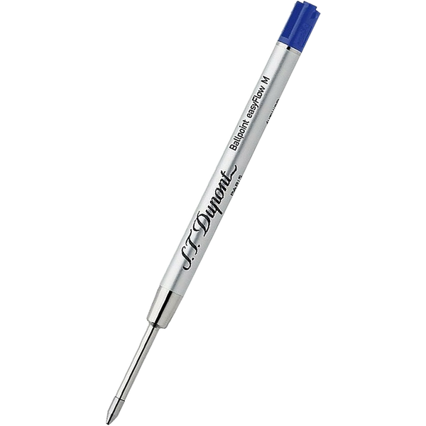 ST Dupont Ballpoint Refill - Blue - Medium-Pen Boutique Ltd
