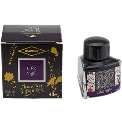 Diamine 150th Anniversary Ink Bottle - Lilac Night - 40ml-Pen Boutique Ltd