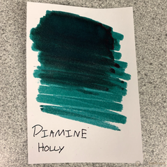 Diamine Sheen Ink Bottle - Holly-Pen Boutique Ltd