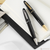 Esterbrook Estie Ballpoint Pen - Ebony - Gold Trim-Pen Boutique Ltd