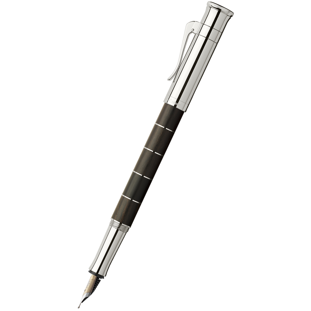 Graf Von Faber Castell Classic Anello Grenadilla Fountain Pen-Pen Boutique Ltd