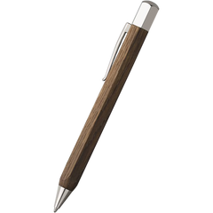 Faber-Castell Design Ondoro Wood Ballpoint Pen-Pen Boutique Ltd