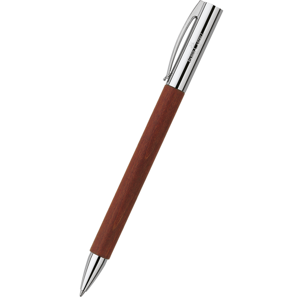 Faber-Castell Ambition Pearwood Ballpoint Pen-Pen Boutique Ltd