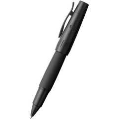 Faber-Castell E-Motion Pure Black Rollerball Pen-Pen Boutique Ltd