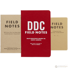 Field Notes Tenth Anniversary Edition Three 32-Page Memo Books