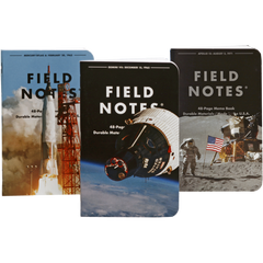 Field Notes Summer 2018 Notebooks 3 Missions