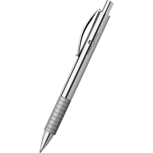 Faber-Castell Essentio Polished Metal Ballpoint Pen-Pen Boutique Ltd