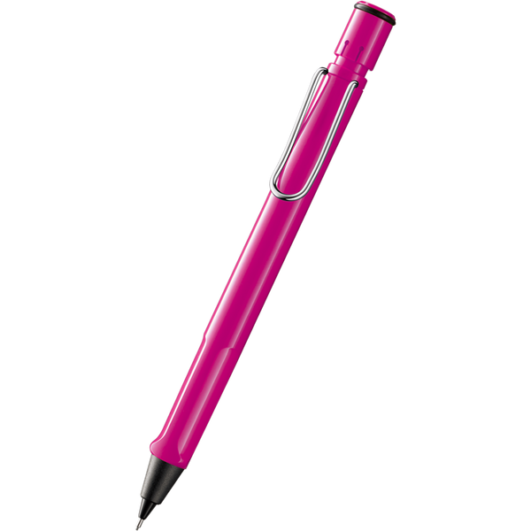 Lamy Safari Mechanical Pencil Pink/.5Mm-Pen Boutique Ltd
