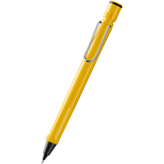 Lamy Safari Mechanical Pencil Yellow/.5Mm-Pen Boutique Ltd