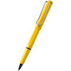Lamy Safari Yellow Rollerball Pen-Pen Boutique Ltd