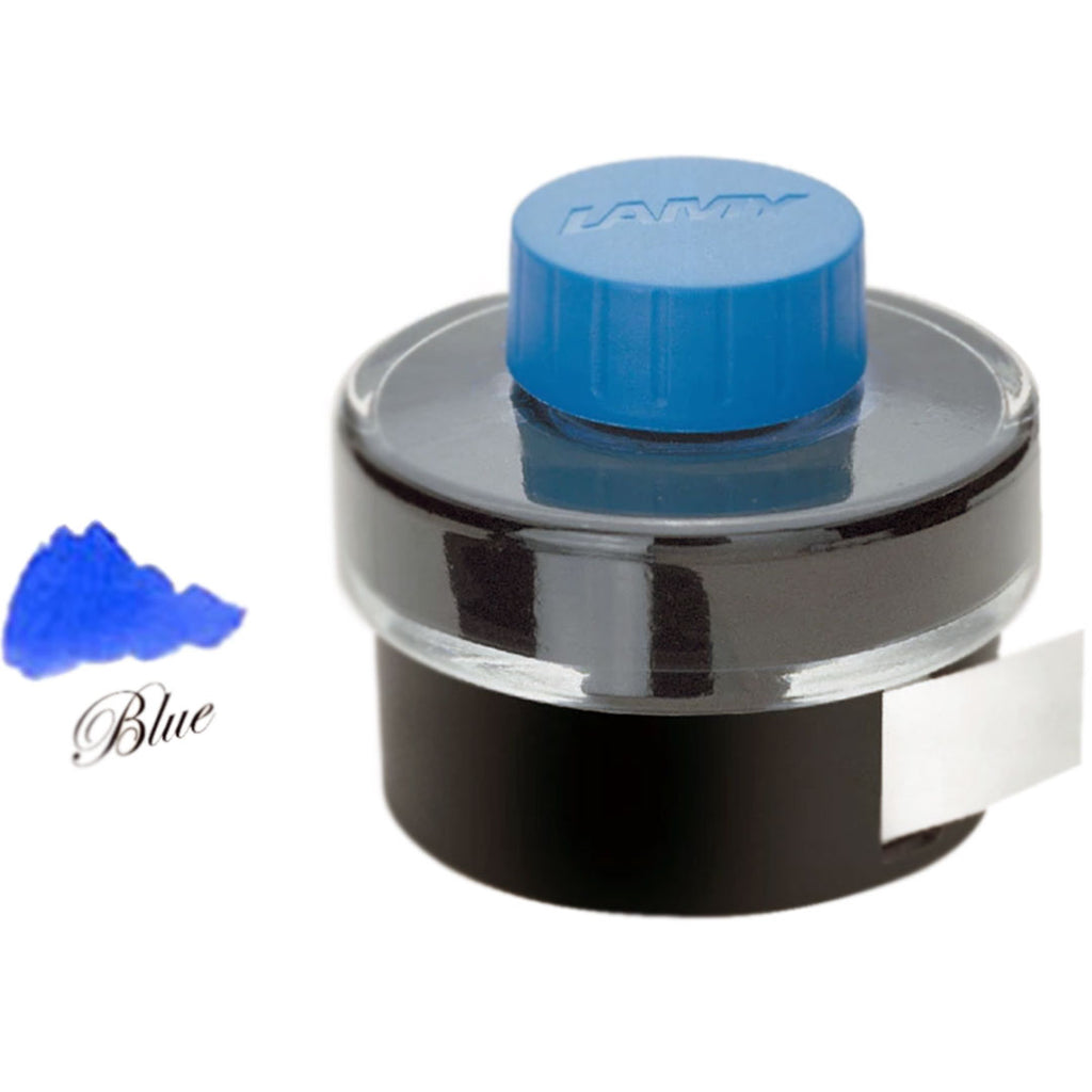 Lamy T52 Ink Bottle - Blue-Pen Boutique Ltd
