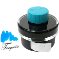 Lamy T52 Ink Bottle -Turquoise-Pen Boutique Ltd