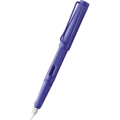 Lamy Safari Fountain Pen - Special Edition - Violet