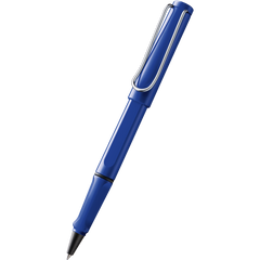 Lamy Safari Navy Blue Rollerball Pen-Pen Boutique Ltd