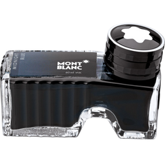 Montblanc Bottled Ink - Midnight Blue - 60ml-Pen Boutique Ltd