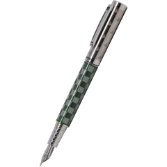 Montegrappa Harry Potter Fountain Pen - Open Edition - Slytherin-Pen Boutique Ltd