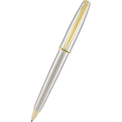 Monteverde Aldo Domani Ballpoint Pen - Brushed-Pen Boutique Ltd