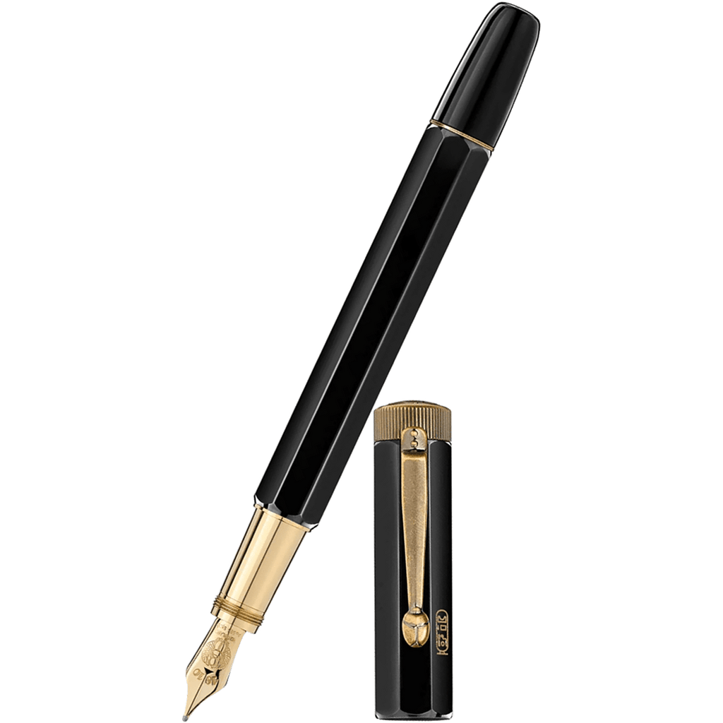Montblanc Heritage Fountain Pen - Special Edition - Egyptomania-Pen Boutique Ltd