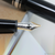 Montblanc Meisterstück Fountain Pen - UNICEF - Black - Platinum Trim - Classique-Pen Boutique Ltd