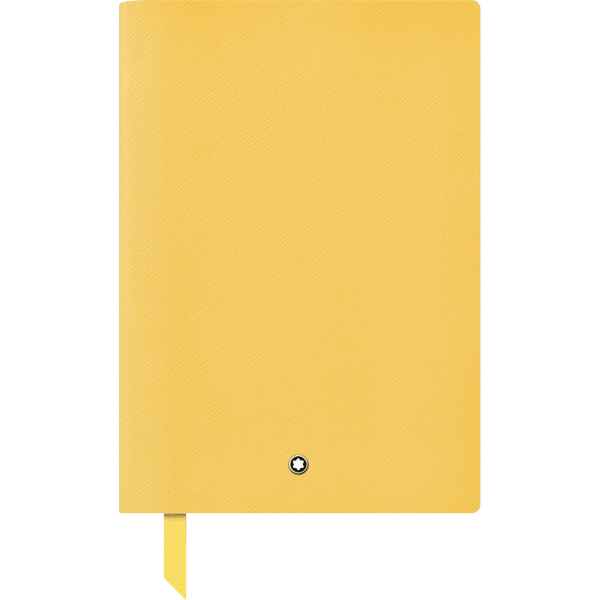 Montblanc Notebook - #146 Mustard Yellow - Lined