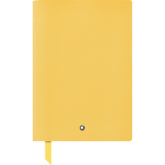 Montblanc Notebook - #146 Mustard Yellow - Lined-Pen Boutique Ltd