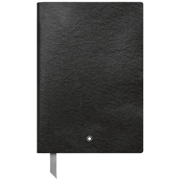 Montblanc Notebook #146 Black, lined