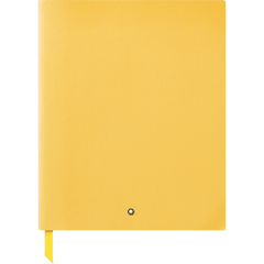 Montblanc Sketch Book - #149 Mustard Yellow - Lined-Pen Boutique Ltd