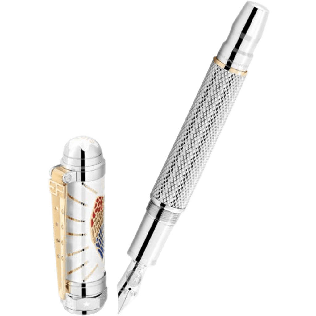 Montblanc Great Characters Fountain Pen - Limited Edition 1935 - E. Presley-Pen Boutique Ltd