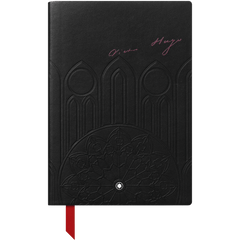 Montblanc Patron of Art Notebook - Writers Edition - #146 Homage to Victor Hugo - Lined-Pen Boutique Ltd