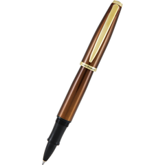 Monteverde Aldo Domani Rollerball Pen - Brown-Pen Boutique Ltd