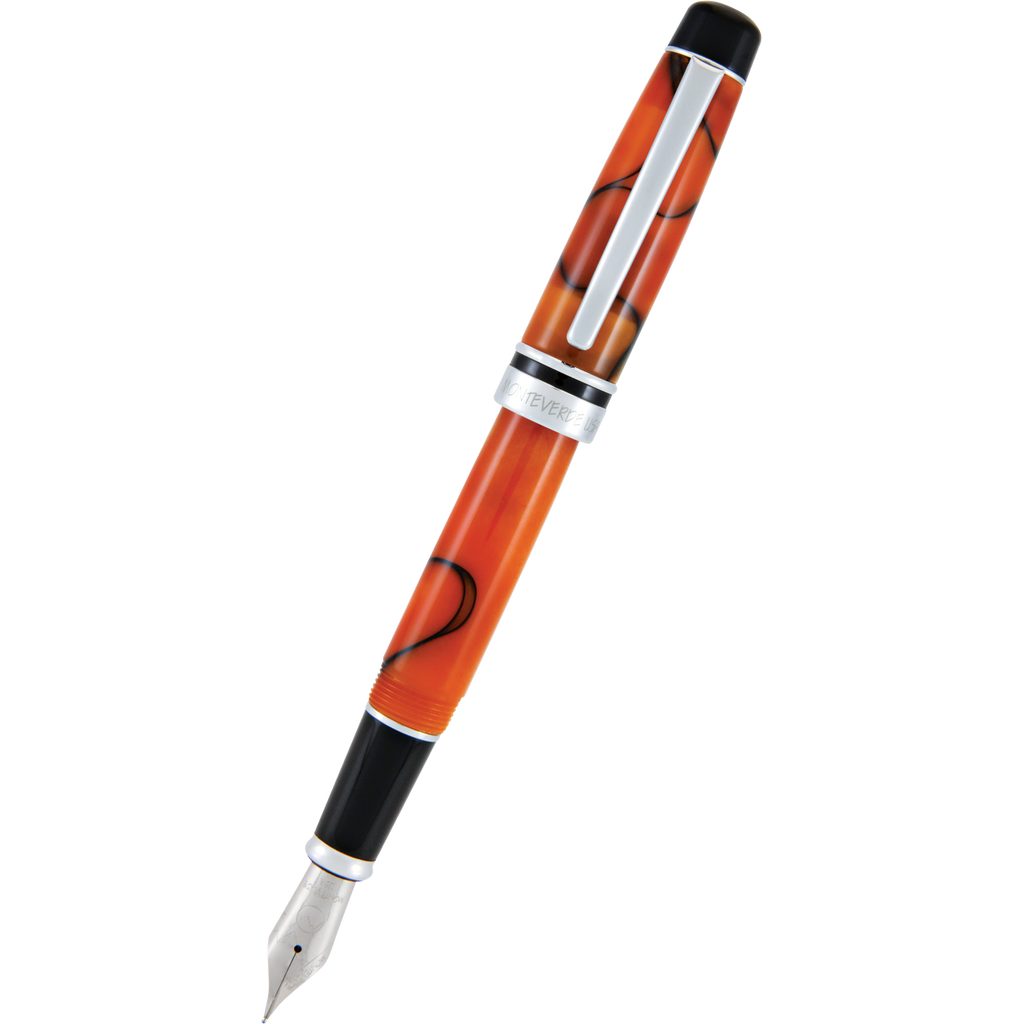 Monteverde Prima Swirl Fountain Pen-Pen Boutique Ltd