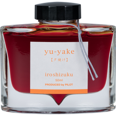 Pilot Iroshizuku Sunset (Yu-yake) Fountain Pen Ink Bottle-Pen Boutique Ltd