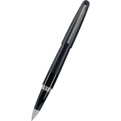 Pilot Rollerball Pen - MR Collection - Plain Black-Pen Boutique Ltd