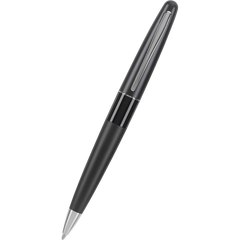 Pilot Ballpoint Pen - MR Collection - Plain Black-Pen Boutique Ltd