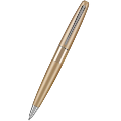Pilot Ballpoint Pen - MR Collection - Plain Gold-Pen Boutique Ltd
