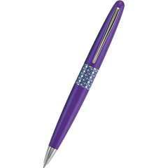 Pilot Ballpoint Pen - MR Collection - Retro Pop - Purple-Pen Boutique Ltd