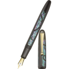 Namiki Yukari Collection Nightline Moonlight Fountain Pen-Pen Boutique Ltd
