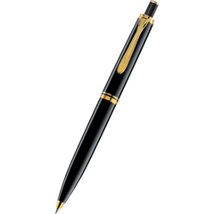 Pelikan Souveran Ballpoint Pen - K400 Black-Pen Boutique Ltd