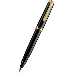 Pelikan Souveran Rollerball Pen - R800 Black-Pen Boutique Ltd
