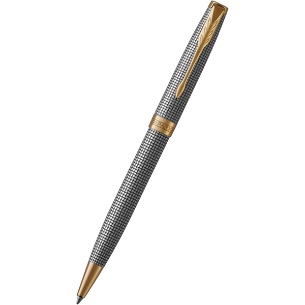 Parker Sonnet Prestige Cisele with Gold Trim Ballpoint-Pen Boutique Ltd