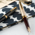 Pilot E95s Fountain Pen - Burgundy/Ivory-Pen Boutique Ltd