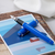 Pilot Falcon Fountain Pen - Marine Blue - Rhodium Trim-Pen Boutique Ltd