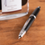 Pilot Vanishing Point Fountain Pen - Black Carbon Fiber - Rhodium Trim-Pen Boutique Ltd
