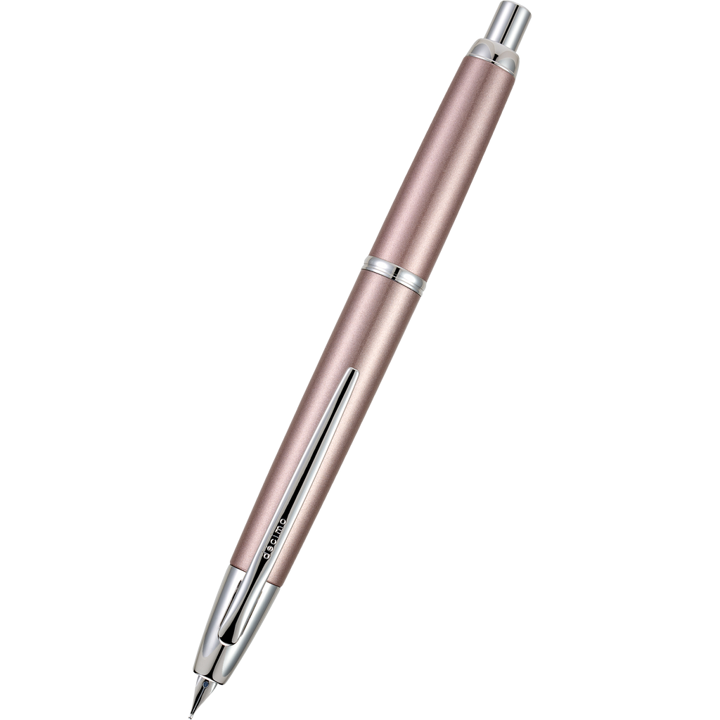 Pilot Vanishing Point Fountain Pen - Decimo Champagne-Pen Boutique Ltd