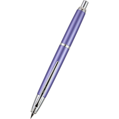 Pilot Vanishing Point Fountain Pen - Decimo Purple-Pen Boutique Ltd