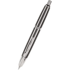 Pilot Vanishing Point Fountain Pen - Gunmetal Gray-Pen Boutique Ltd