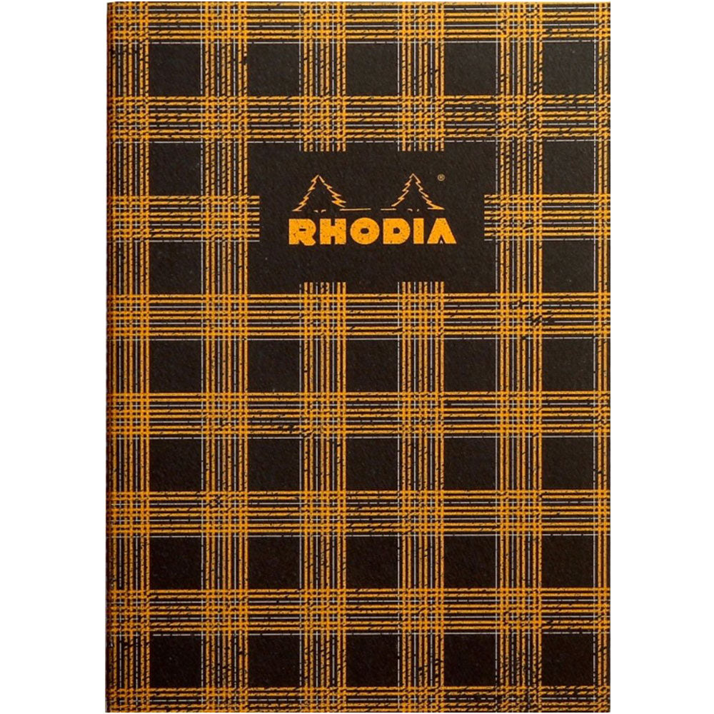 "Rhodia Heritage Sewn Spine A5 Notebook 6"" x 8.25"" - Graph"
