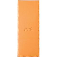 Rhodia Pad Holder No. 8 - Orange-Pen Boutique Ltd